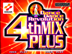 Dance Dance Revolution 4thMIX PLUS
